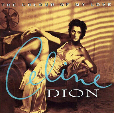 Celine Dion - The Colour of My Love CD NEW