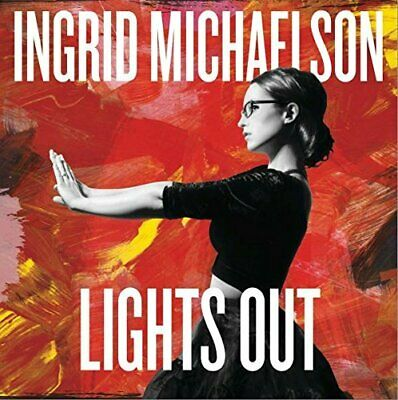 Ingrid Michaelson - Lights Out (2 Disc, Deluxe Edition) CD NEW