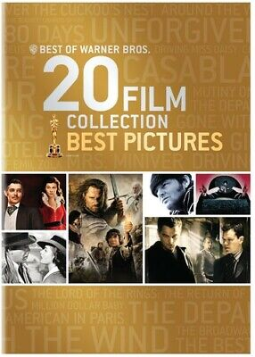 Best of Warner Bros.: 20 Film Collection: Best Pictures (23 Disc) DVD NEW