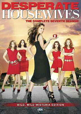 Desperate Housewives: The Complete Seventh Season (Season 7) (5 Disc) DVD NEW