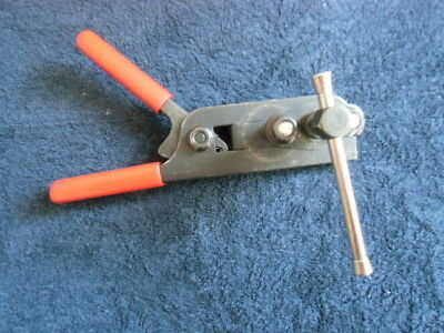 Flaring Tool Plumbing/Auto One Piece Multi Size Good Condition