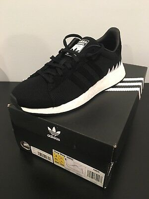 bc6db2def8cad NEIGHBORHOOD X ADIDAS Chop Shop NBHD Boost Iniki I-5923 Sz 8 or EU ...