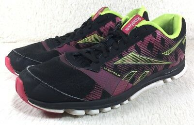 fb7daf17cd0b Reebok Sublite Duo Shoes Mens Athletic Running Cross Training Sneakers Size  10