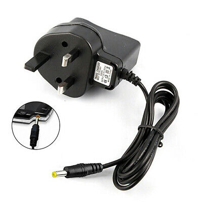 Sony PSP1000 2000 3000 Console Power Supply Cable Wall UK Plug Charger Adapter