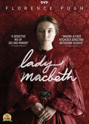 Lady Macbeth (DVD, 2017)     Florence Pugh, Christopher Fairbank, Cosmo Jarvis