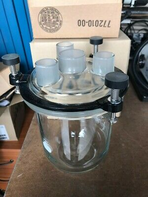NEW -- Pyrex Kettle 6947, Resin Reaction Vessel, 2L, Lid Clamp Included