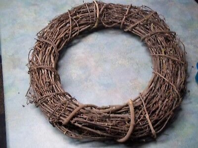 Emlyn 2 Packs of 12 Ft Roll of Dried Natural Grapevine Garland