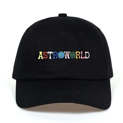 ASTROWORLD Dad Hat 100% Cotton High Quality Embroidery Baseball Cap Unisex