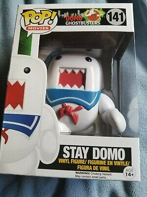 Funko Pop! Movies Ghostbusters Stay Domo 141 VAULTED
