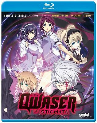 Qwaser of Stigmata: Complete Collection [Blu-ray] BRAND NEW