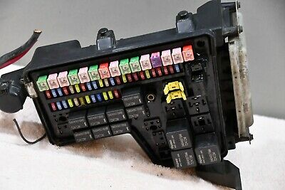 2003 Dodge Ram 2500 Fuse Box Number - Wiring Diagrams on
