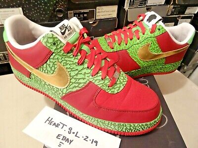more photos 69baa dd0a0 Nike Air Force 1 Low Supreme IO Questlove 11 SIGNED