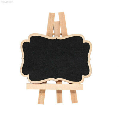 B6B3 Board Wooden Table Blackboard Decoration Chalkboard Blackboard Chalkboards