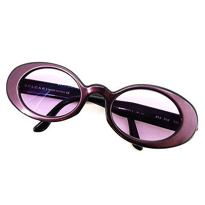 f397fd469c Bvlgari-sunglasses-Purple-Silver-Woman-unisex-Authentic-Used.jpg