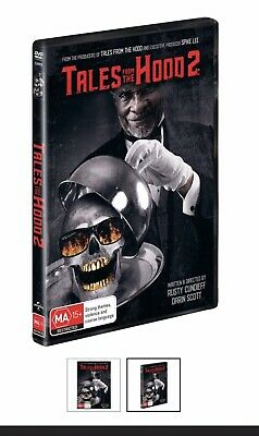 TALES FROM THE HOOD 2 (DVD, 2018) Brand New Sealed DVD Free Post