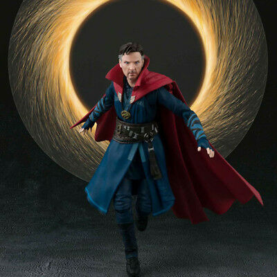 Doctor Stephen Strange Marvel Comics Avengers S.H.Figuarts SHF Action Figure Toy