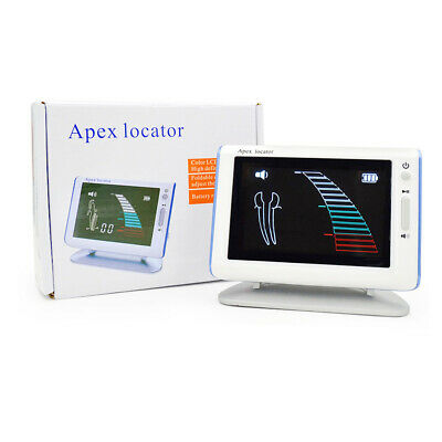 4.5'' LCD Dental Endo Endodontic Root Canal Apex Locator Finder DTE DPEX III