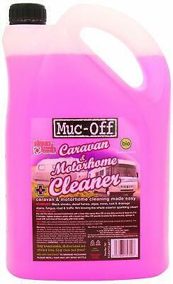 Muc Off Caravan + Motorhome Cleaner 5 Litre Remove Finish Protect Spray Wash New