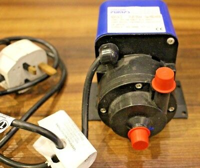 """Magnetically coupled centrifugal """"totton"""" Pump NDP 14/2  Pt073944    Ser M024896"""