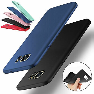 For Cover Case S8 Galaxy Soft Thin A5 J3 Samsung Plus Edge S7 Phone Shockproof