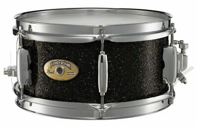 "Pearl FireCracker Snare 10""x5"" Black Gold Sparkle"