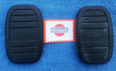 UD Nissan Truck and Bus Brake and Clutch Pedal Rubber Pads pair new