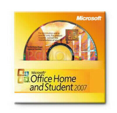 Microsoft 79G-00007 2007 Office Home and Student 2007 (pp)
