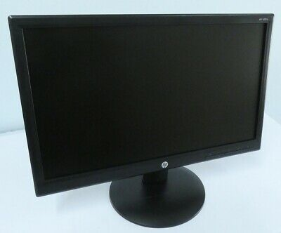 "Monitor Hp Led V201A  20"" 1600X900 Led Wide  Vga Multimediale Grado A"