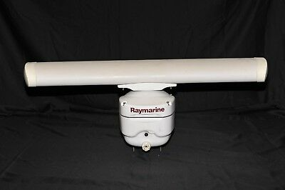 Raymarine 4 Kw open array scanner 48'' M92654 SN No. 0830011 w/cable, pre-owned
