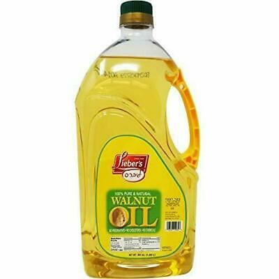 Liebers Walnut Oil 1.89ltr