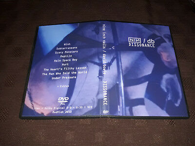 David Bowie & Nine inches nails - Dissonance, Live 1995 DVD Special Fan Edition