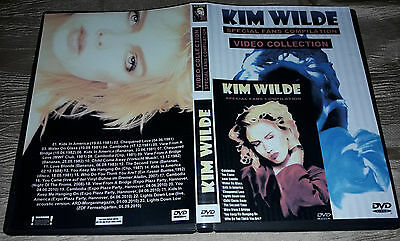 Kim Wilde - Video Collection 1981-2010 (TV Performances) DVD Fan Edition, Look!!