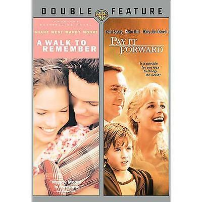 A Walk to Remember/Pay It Forward (DVD, 2008) NEW