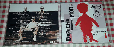 Depeche Mode - Editing the Mode 11 (Playing the angel) 2 CDs SPECIAL FAN EDITION