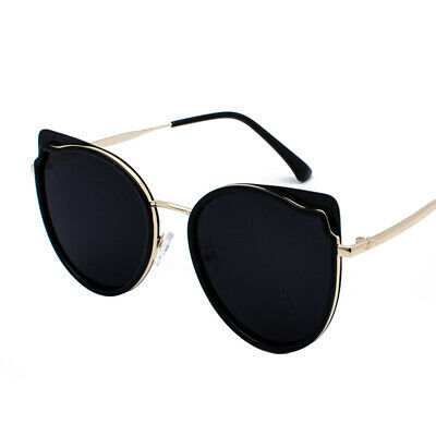 Fashion Classic Cat Eye Glasses Sunglasses Outdoor Riding Eyewear Women Men