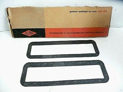 1939-1964 Studebaker Champ Hawk Lark Truck 6 Cylinder Push Rod Cover Gasket Set