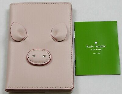 Kate Spade Year of the Pig Passport Holder