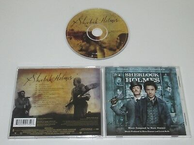 Sherlock Holmes/Soundtrack/Hans Zimmer (Watertomer Nlr39175) CD Album