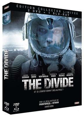 The Divide - Combo Blu-Ray + DVD - Edition Collector [Blu-ray] [Édition Collecto