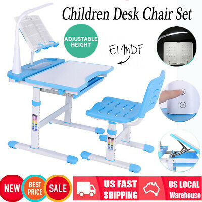 Superb Adjustable Childrens Desk And Chair Set Kids Study Table Gmtry Best Dining Table And Chair Ideas Images Gmtryco