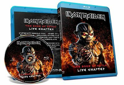 Iron Maiden -The Book оf Souls : Live Chapter 2017 Blu-ray  Best Buy!