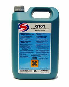 AutoSmart G101 All Purpose Car Care Cleaner Wash Valet 5L FREE SAME DAY DISPATCH