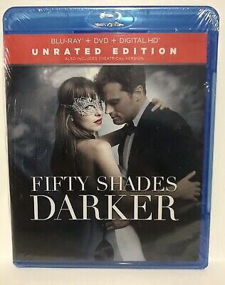 Fifty Shades Darker Unrated Edition (Blu-Ray/DVD/Digital HD)