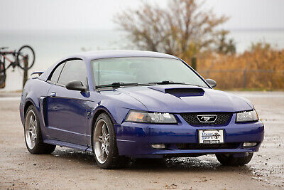 Ford: Mustang GT 2003 Ford Mustang GT Professionally SuperCharged V8, Manual, Leather, Great Cond
