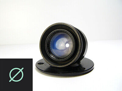 Boyer Paris Topaz 105mm f4.5 Enlarger Lens *30mm Screw Thread w/ Mount Plate*