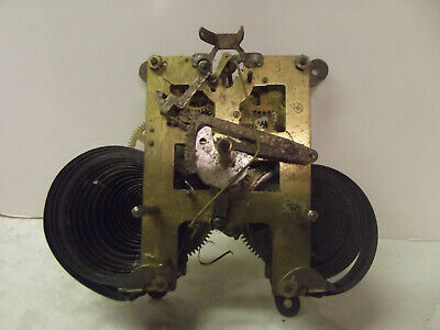 Antique Mantle Clock Movement