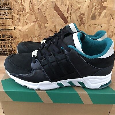 online store 4b450 8be89 adidas EQT Running Support 93 C - M20505 Carbon  White  Sub Green Size 9