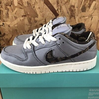 best website 53469 11f06 Nike SB Dunk Low Pro - Wolf Grey   Medium Sail   Sail Size 4.5 New