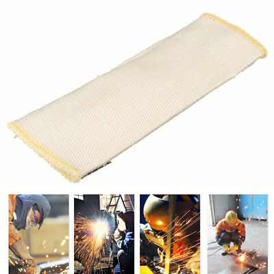 ALS_ Glass Fiber Weld Monger Welding Glove Guard Heat Shield Protect Tig Finger