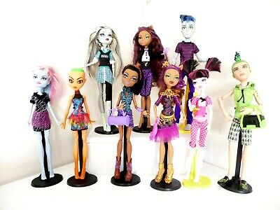 Monster High Dolls you pick one or many no 1 A